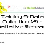 The ninth workshop of the Research Incubator Support Program was held