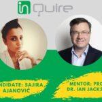 Introducing InQuire Research Incubator participants and mentors: Sajira Ajanović and Ian Jackson
